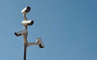 Veiligheidscamera's bij CCTV